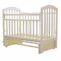 Кровать детская Топотушки Лира-5 слоновая кость, фото 1