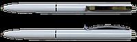 Ручка шариковая белая