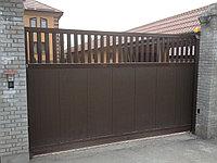 Откатные ворота , фото 1