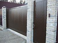 Сдвижные ворота DoorHan, фото 1