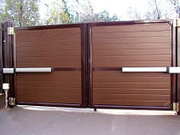 Купить Распашные ворота, фото 1