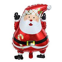 Новогодний воздушный шар Санта Клаус