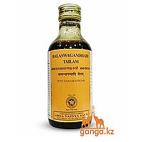 Массажное масло Баласвагандхади (Balaswagandhadi Tailam ARYA VAIDYA SALA), 200 мл