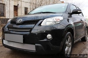 Защита радиатора Toyota Urban Cruiser 2009-2014 chrome верх
