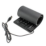 Проводная силиконовая клавиатура Crown CMK-6002, фото 5