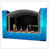Аренда сцены и сценического оборудования