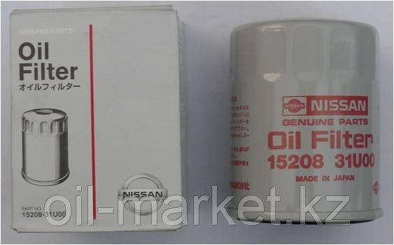 Масляный фильтр Nissan MAXIMA(94.10-) PRIMERA WAGON(02.03-) TERRANO(97.10-) VQ20DE, VQ30DE, QR20DE, VG33E