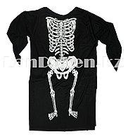 Накидка Скелет для Хэллоуина (маленький)