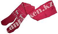 Детские теплые колготки Alena 9-11 лет розовые