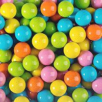 "Жев. резинка 25 мм ""Непоседы"" 180 шт/уп (Zed Candy)"