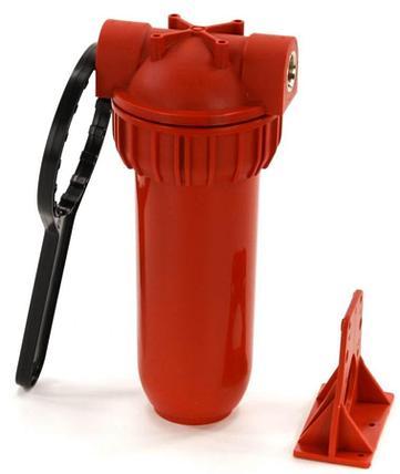 Магистральный фильтр,колба для горячей воды, фото 2