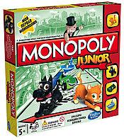 """Hasbro Настольная игра """"Монополия: Моя первая"""", Джуниор"""