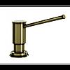 Дозатор Blanco Livia полированная латунь