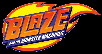 Blaze / Вспыш и чудо-машинки