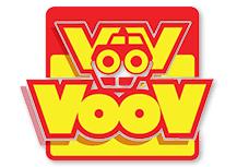 Машинки-трансформеры Voov