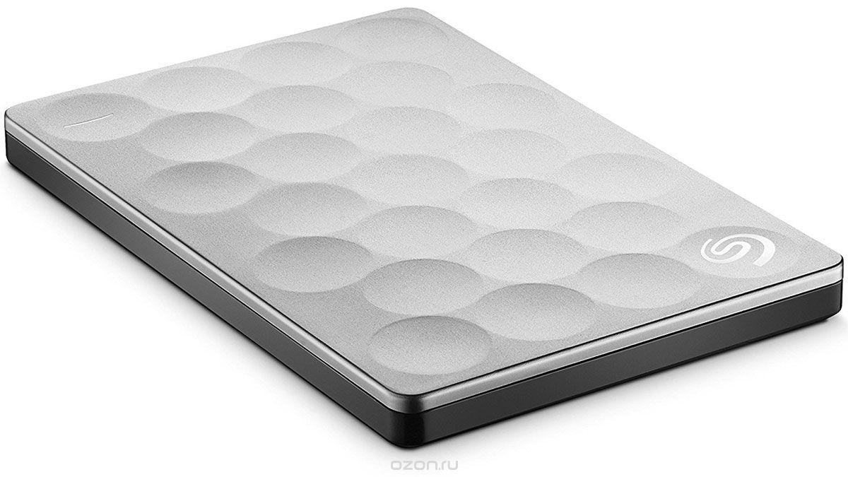 Внешний жесткий диск Seagate STEH2000200 2000ГБ, Platinum