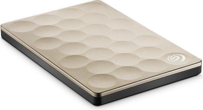 Внешний жесткий диск Seagate STEH2000201 2000ГБ, Gold