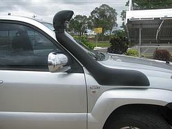 Toyota Prado 120 серии шноркель- T4
