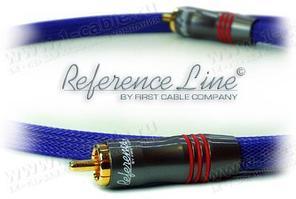1K-AR2-0.. Межблочный аудио кабель, REFERENCE Line, RCA штекер > RCA штекер