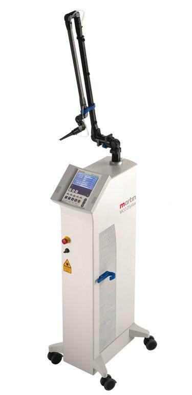 Хирургический углекислый CO2 лазер MCO 25Plus, фирма Gebruder Martin / KLS Martin