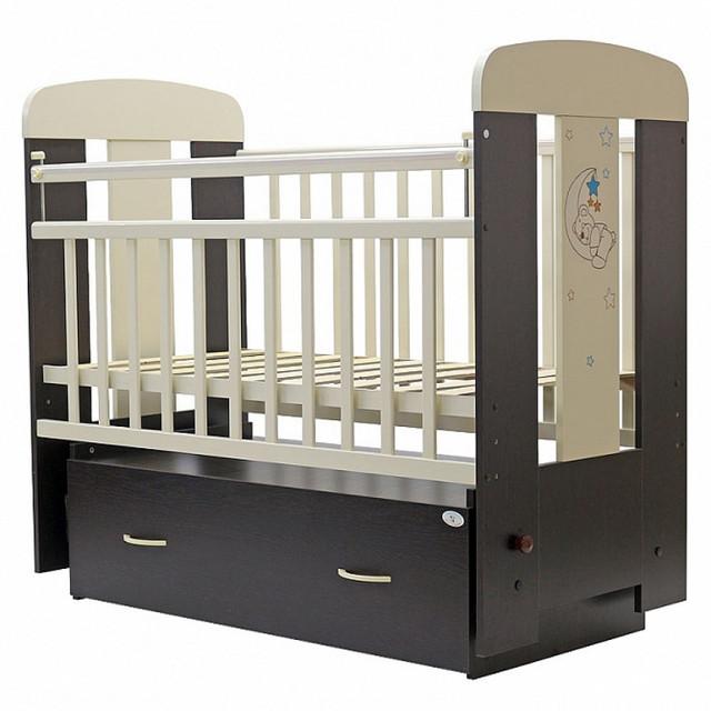 Детские кроватки Топотушки
