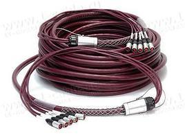 RC-EE.00V. Кабель 5-ти кан. мультикорный Ethernet, категория 5e S/UTP, повышенная надежность, 5х XLR-RJ45 штекер > 5х XLR-RJ45 штекер