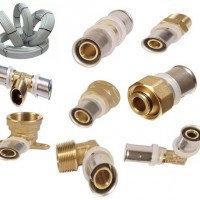 Трубы и фитинги металопластиковые