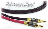 1K-AR80-1. Акустический кабель, REFERENCE Line, 2x Banana > 2x Banana