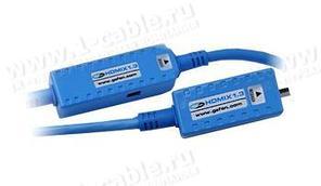 CAB-HDMIX1.3-..0MM Цифровой оптический кабель HDMI, серия Extreme FO, с встроенным преобразователем сигналов, HDMI штекер- HDMI штекер
