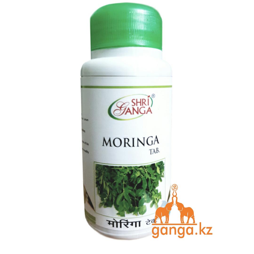 Моринга - Снижение Сахара в крови (Moringa SHRI GANGA), 60 таб.
