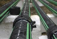 Технологический пластиковый трубопровод UPP для АЗС