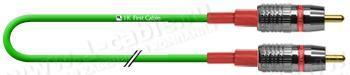1K-VDS2-.. Кабель видео цифровой SDI/HDTV, серия Compact, 75 Ом, компактный, RCA штекер > RCA штекер