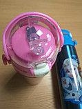Термос детский с трубочкой, фото 4