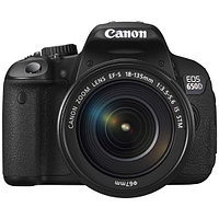 Цифр. фотоаппарат Canon EOS-650D EF-S 18-135 IS STM