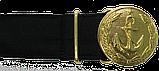 Ремень офицерский ППВ-01-00 с подвесками под кортик КФК-02, фото 2