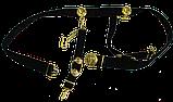 Ремень офицерский ППВ-01-00 с подвесками под кортик КФК-02, фото 6