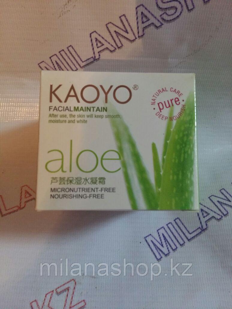 Kaoyo - Крем для лица Алоэ