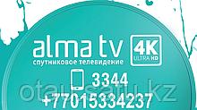 Установка и настройка Алма ТВ