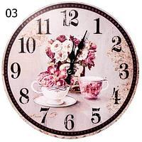 Часы настенные с кварцевым механизмом «Sweet Home» (03)