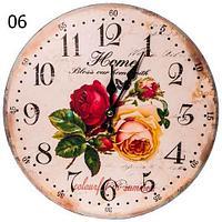 Часы настенные с кварцевым механизмом «Sweet Home» (06)
