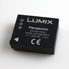 Аккумулятор Panasonic CGA-S007, фото 3