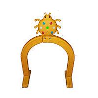 Детская игровая арка, 87 см, божья коровка, фото 1