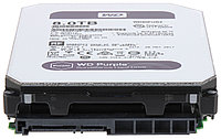 Жесткий диск для видеонаблюдения HDD 8Tb Western Digital Purple WD80PURZ SATA,  WD80PURZ
