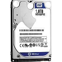 Жесткий диск для ноутбука WD Blue 1Tb SATA ,  WD10JPVX