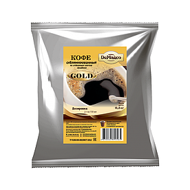 De Marco Gold, кофе растворимый сублимированный