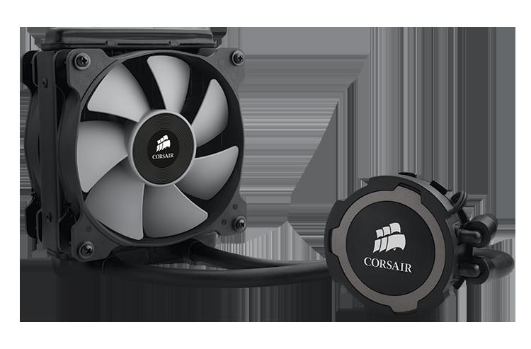 Жидкостный охладитель процессора Corsair Hydro Series™ H75,  CW-9060015-WW