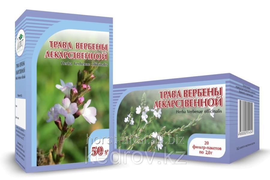 Вербена лекарственная, трава 50гр