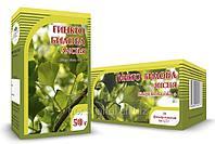 Гинкго билоба, + клевер (цветки и трава) 50гр