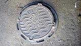 Люк чугунный, Тип Л малогабаритный, круглый, ГОСТ 3634-99, ВК, ГТС, ПГ, К, фото 2