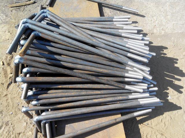 Анкерные фундаментные болты, Тип 1,1, М 24*500 ГОСТ 24379.1-80